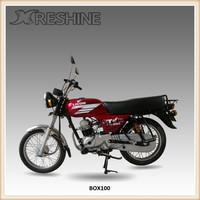 2013 hot sale model BOXER 100CC gas powered street bikes
