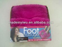 warm feet treasure foot massager fly dog LJ31