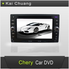 6.2 inch 2 din Car Audio Chery A5 with High Definition Touch Screen