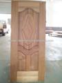 garaje puerta de madera