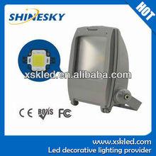 motion sensor remote control waterproof 10w 85-265v high power warm white/cool