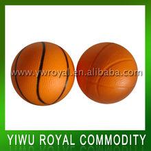 Basketball Design Kids PU Stress Balls