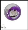 2015 Smile face flashing bouncing ball ,one dollar store balls