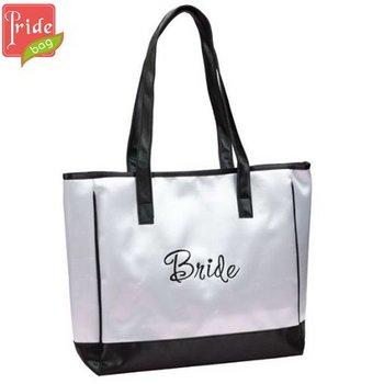 Fashion Custom-Made Rose Folding Shopping Bag