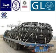 CCS/ABS certificate marine pneumatic dock bumper rubber fender
