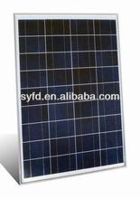 2013 high effencicy 12v 90w solar panel