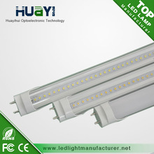 AC85-265v Rotating ends Led T8 tube SMD2835 5 years warranty