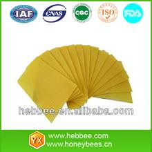High purity yellow beewax honey bee combs
