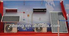 100% solar air conditioner,pure solar,AC,solar air conditioner