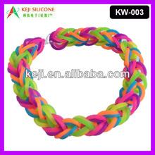 Promotional Wrist Band Silicone Girl Band