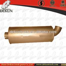 Shannxi Shacman Truck Parts Muffler DZ9100540004