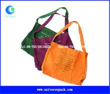 Popular linen beach bag