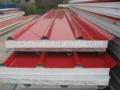 Metal sanduíche eps painel do telhado/espuma de poliestireno telhado composto