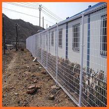 pvc coated Double circle fence netting