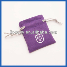 purple jewlery bags