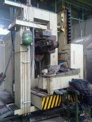 Machining center Heckert CW-1000