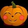 Halloween inflatable pumpkin decorations