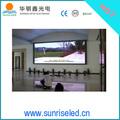 P16 al aire libre pantalla led tv, virtual pantalla led de la pantalla