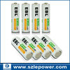 AA battery rechargeable AA batteries Ni-MH rechargeable AA battery