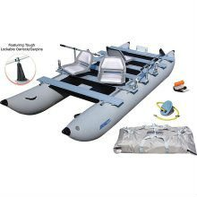 Sea Eagle 440fc Pro Angler Guide Package Inflatable FoldCat