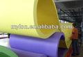 Colorido folha de acetato/espuma de polietileno/condutora da espuma de eva