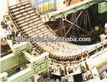 horizontal casting machine