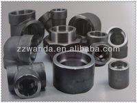 socket weld equal tee/elbow /union /socket weld pipe fitting