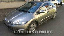 Honda Civic 2.2i-CTDi Limousine (LHD) DIESEL, 92410