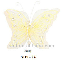 elegant wedding butterfly decorations