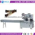 Tk-a180 automático barra de chocolate de embalaje de la máquina
