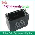Celling fã ac capacitor do motor CBB61 1 uf 2 uf 3 uf 4 uf 5 uf 450 V