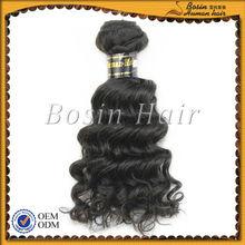 New arrival top grade cheap curly human hair weaving