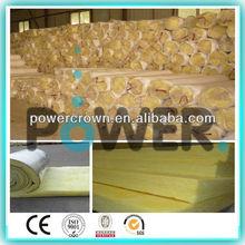 Black color glass wool insulation /fireproof insulation fiberglass tissue