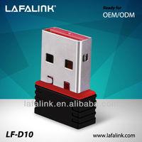 LAFALINK LF-D16 rtl8188 wireless usb wifi adapter for macbook air