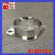 aluminum spare parts/ cnc machined metal part