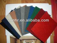 Good quality exhibition carpet - polyester fiber