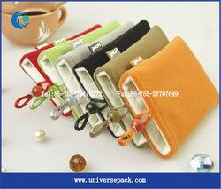 protection velvet mobile phone bags