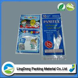 2013 hot blue films pvc plastic packing film pvc bag