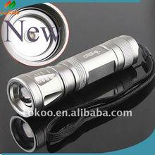 Original factory price Q5 led flashlight torch