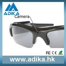 Hot Sell High Definition Eyewear Camera Glasses With USB Port ADK1052B
