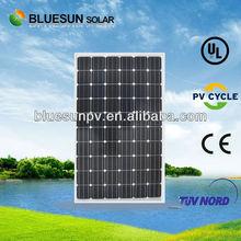 Top popularChina origin for Mexico&Australia Market monocrystalline solar panel 250w