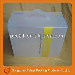 best quality durable petg diamond blister pack box