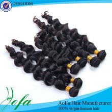 Large stock 100% full cuticle 5a virgin brazilian hair body wave