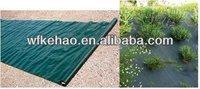 pp woven weed mat for garden