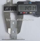 zinc custom metal case for tool