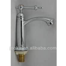 Faucet bathroom chrome plated