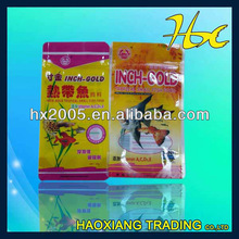 resealable plastic bags for food stand up with zipper
