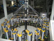 Fiber Glass Sleeve Braiding Machinery
