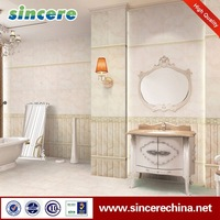 Kitchen and bathroom purple ceramic wall tile