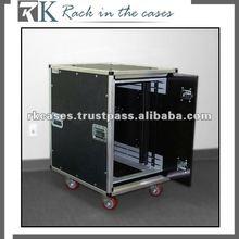Rack Case with Sliding Door Flight Case
